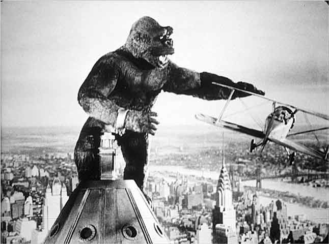 """Boys, it wasn't the airplanes that got him [D-Wave], twas beauty [the gate model quantum computer] that killed the beast."" (last line of the prescient 1933 movie, ""King Kong"")"