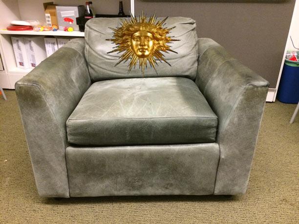Preskill-throne