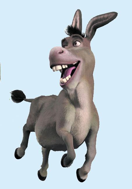shrek-donkey